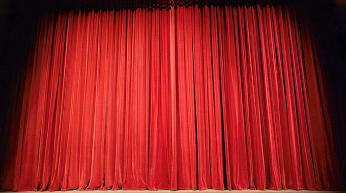 Theaterbesuch Des Kindergartens