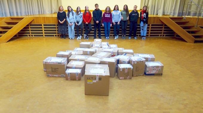 Weihnachtliche Spendenaktion 17