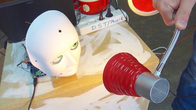 Projekt 2018 Robotik
