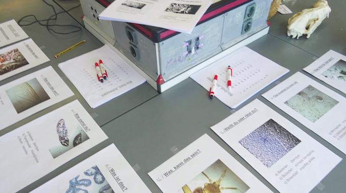 Projekttage 2018 Tricks&Experimente