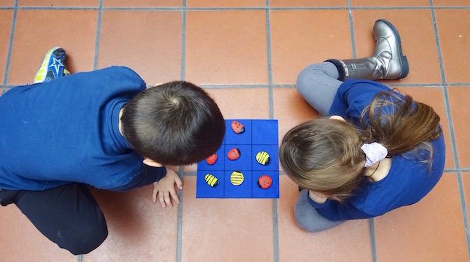 Die Vorschüler Besuchen Die Grundschule