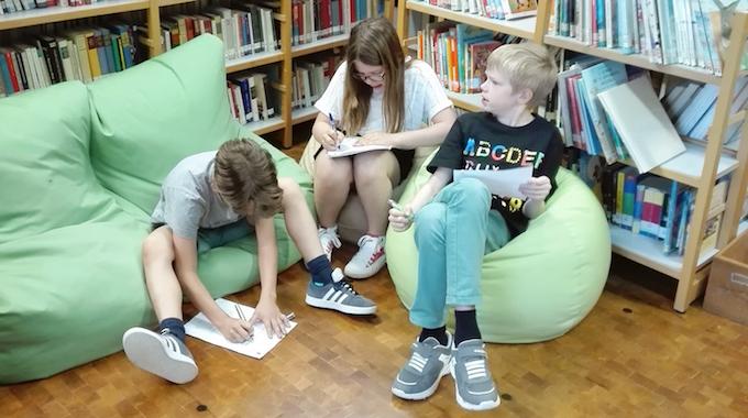 Bibliotheksrally 06