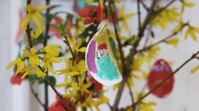 Ostern Im Kindergarten – Eier, Hasen Und Hefezöpfe