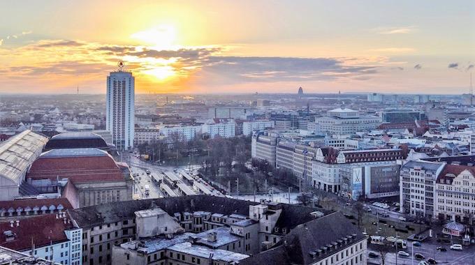 Zehn Schüler Reisen Nach Leipzig Zum Praktikum