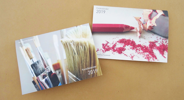 DST-Kalender 2019 An Der Rezeption