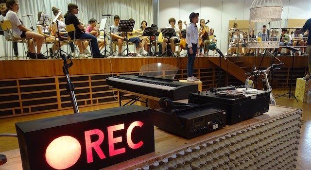 """Musical """"Die Drei??? KIDS MUSIKDIEBE"""" Von Peter Schindler Und Boris Pfeiffer"""