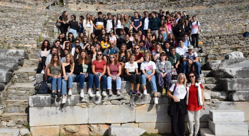 Schüler Aus Euskirchen Zu Besuch An Der DST