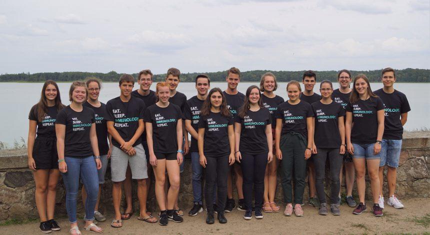 Συμμετοχή στο πρόγραμμα υποστήριξης χαρισματικών μαθητών του γερμανικού κράτους