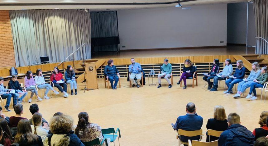 Συζήτηση σχετικά με το Ολοκαύτωμα στην Ελλάδα