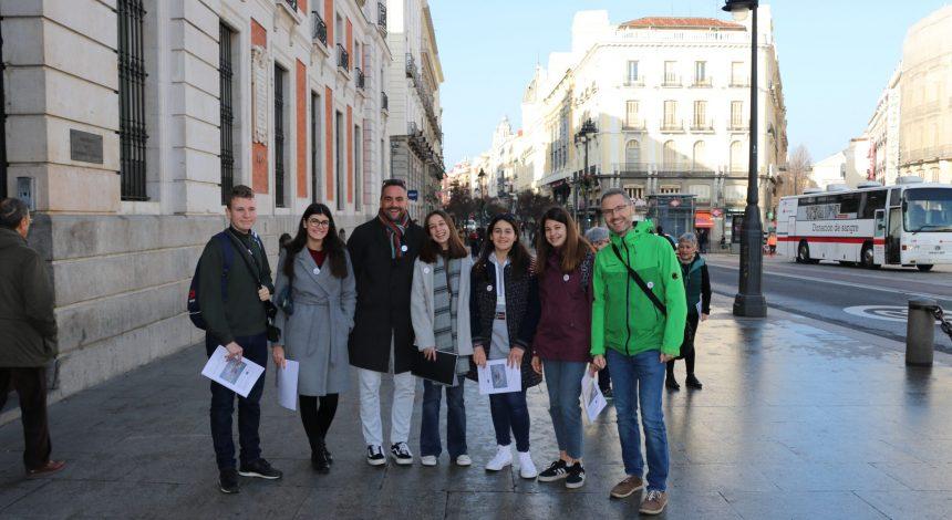 Erasmus+ Programme / DST In Madrid