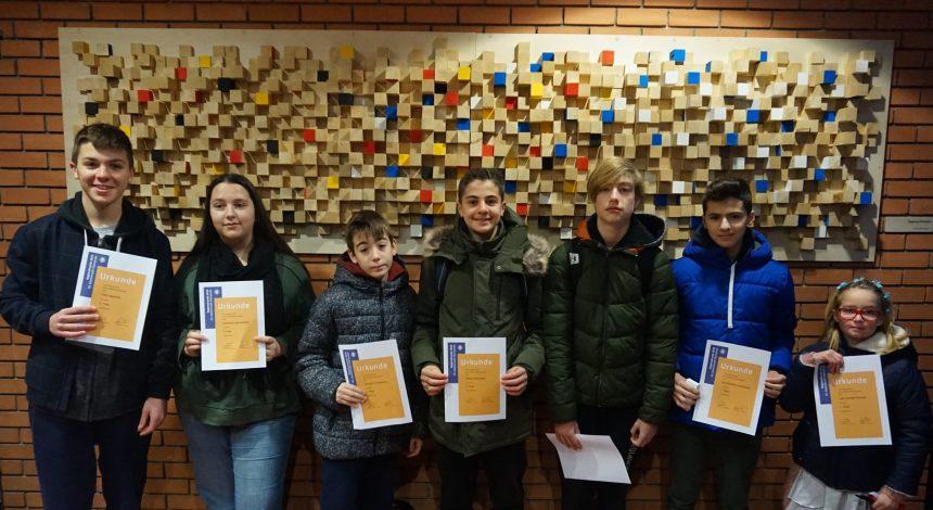 Regionalrunde Der Deutschen Mathematik-Olympiade