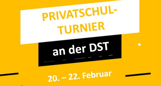 Privatschulturnier An Der DST