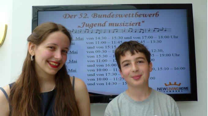 Bundeswettbewerb In Hamburg