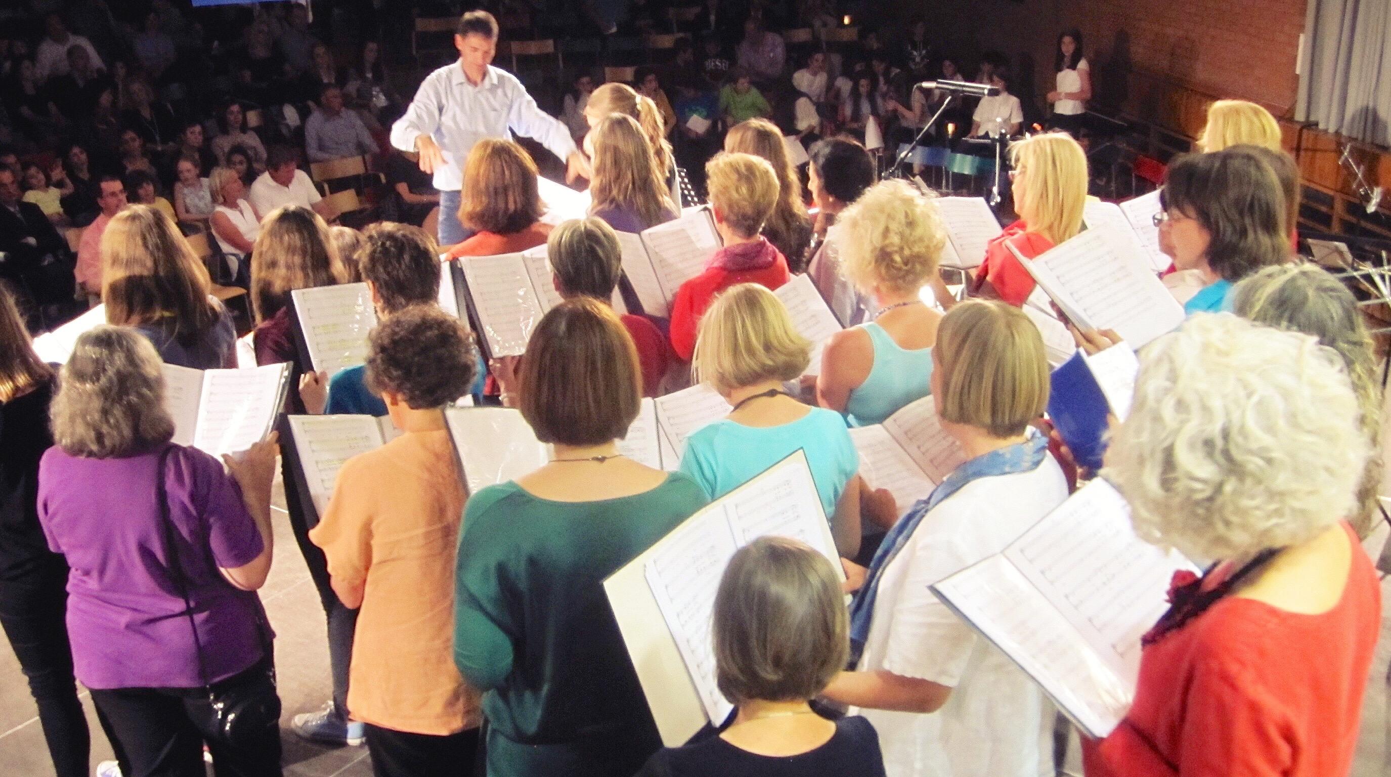Erwachsenen-Chor