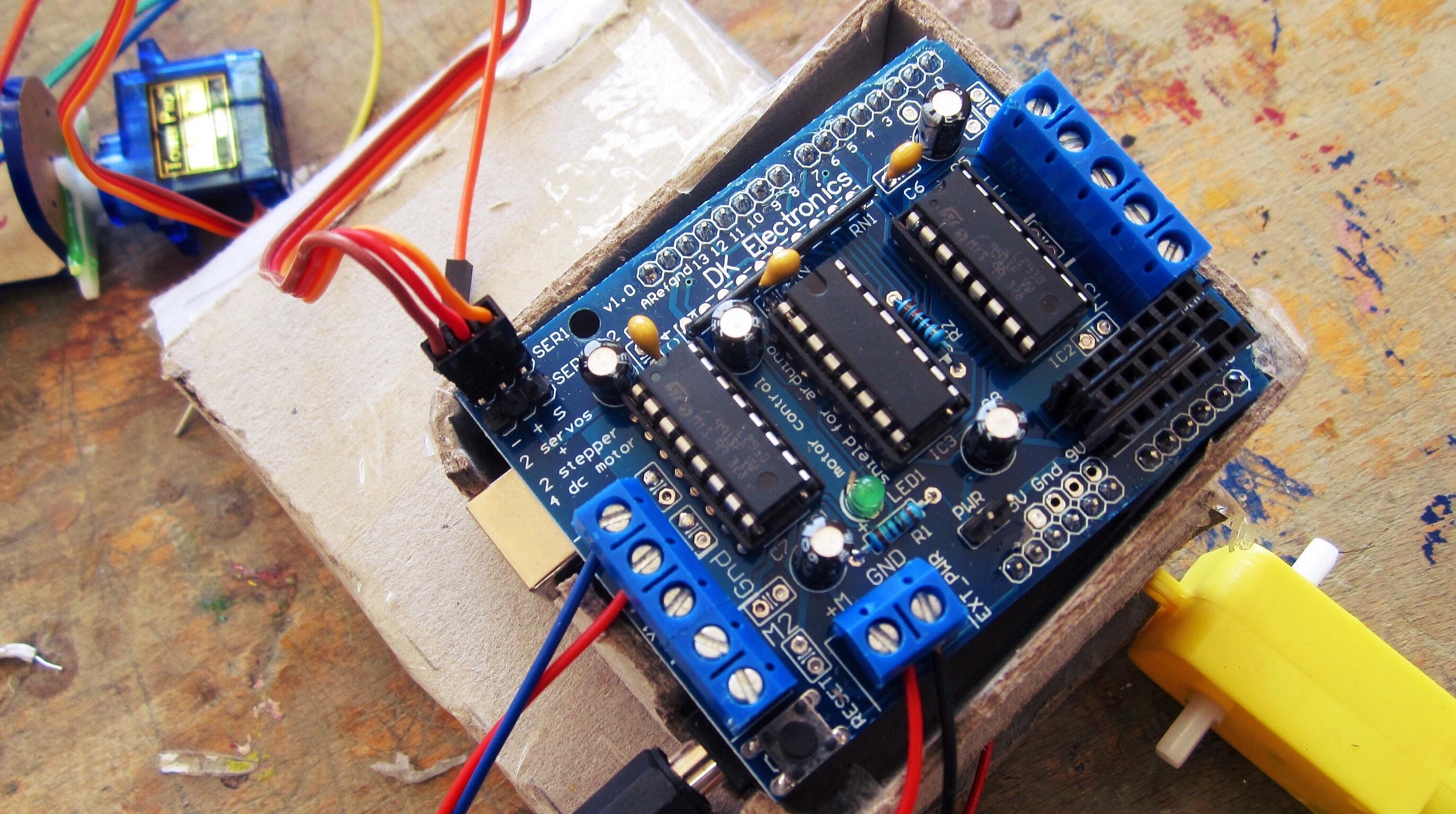 Workshop Robotik