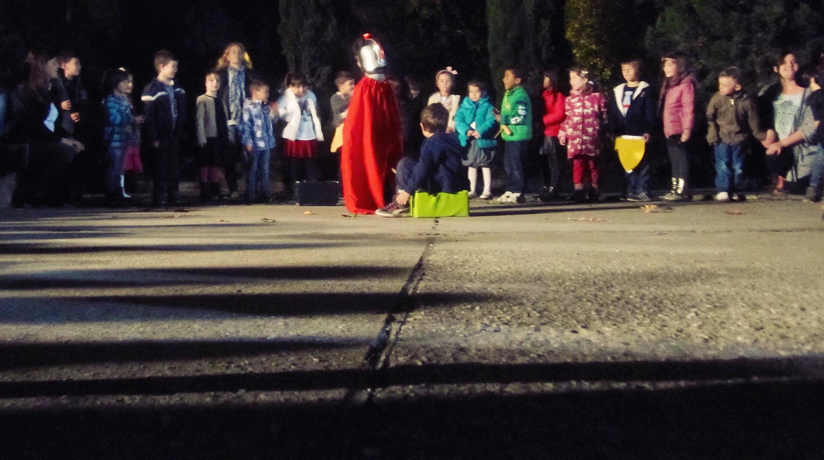 Laternenfest Im Kindergarten