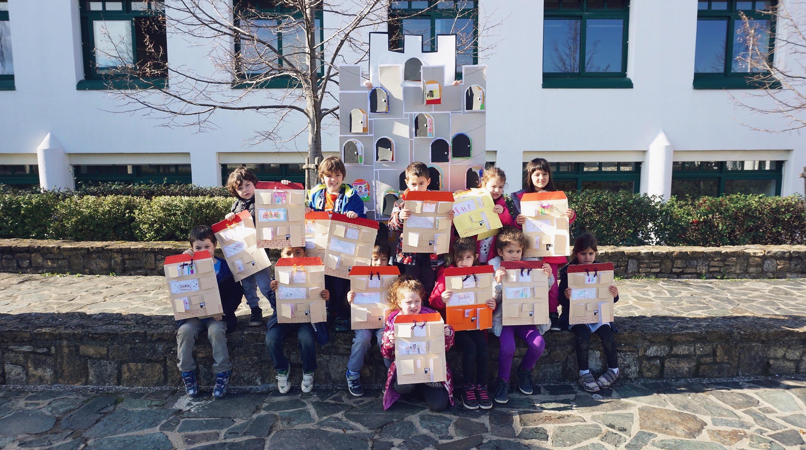 16 Vorschule Häuser