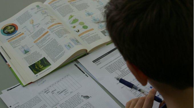 Jahrgangsteam - Buchbewertung