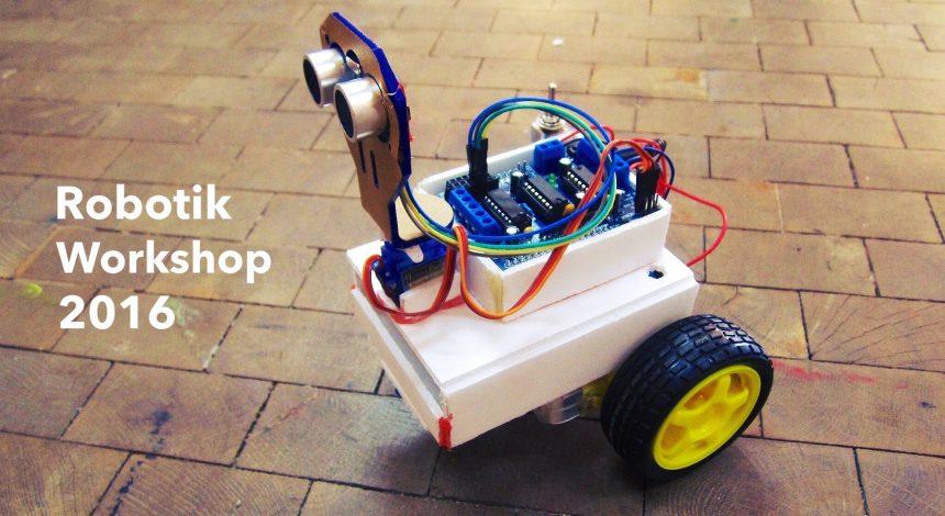 Workshop Robotik 2016