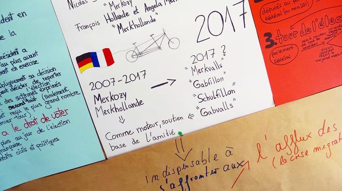 Deutsch-Französischer Tag 2017