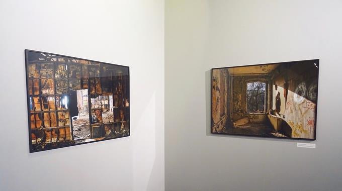 """Fotoausstellung """"Gesichter und Räume"""""""