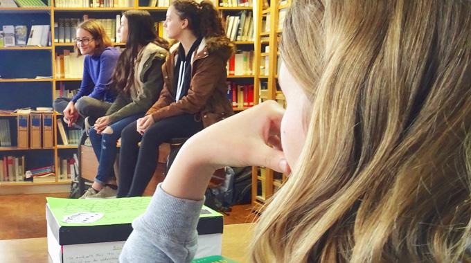 Projekt zur Leseförderung
