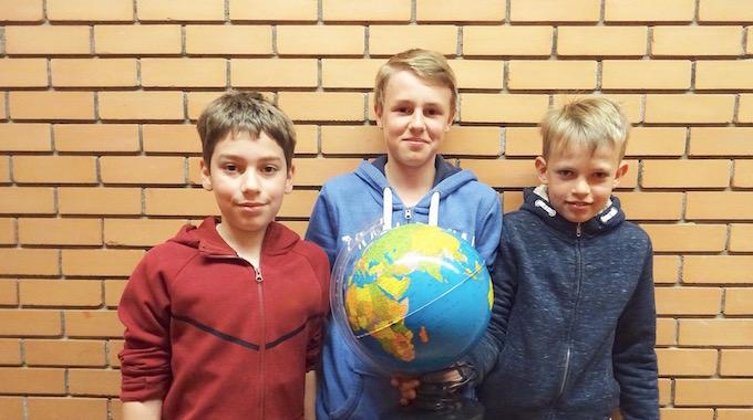 Geographiewettbewerb 2017