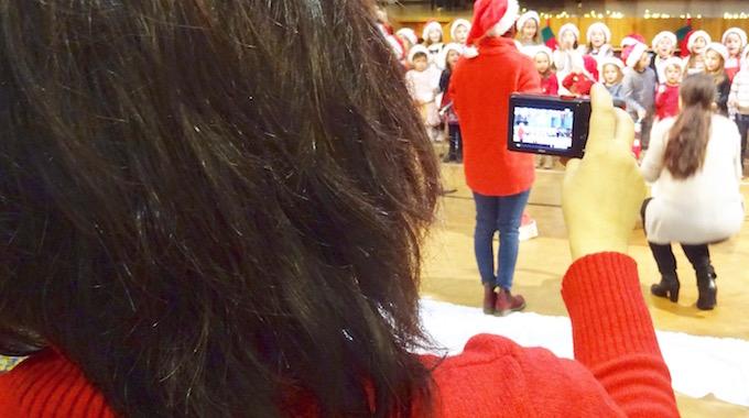 Weihnachtsfeier Im KiGa