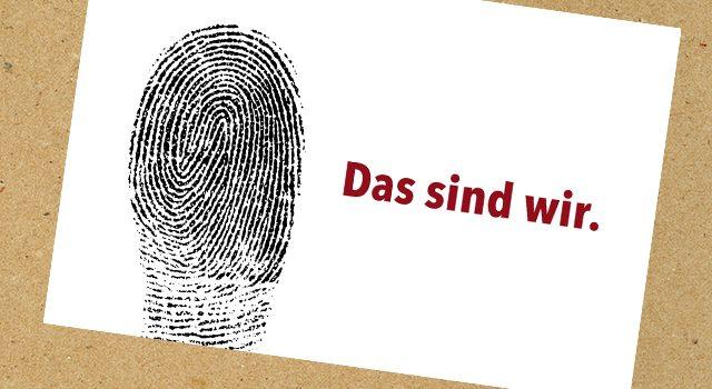 """Posterausstellung """"Das Sind Wir."""""""