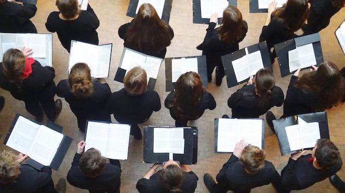 Musikalischer Besuch Aus Lübeck