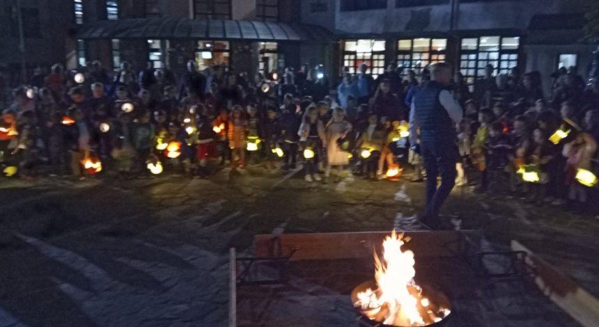 Η παραδοσιακή γιορτή με τα φαναράκια στην ΓΣΘ