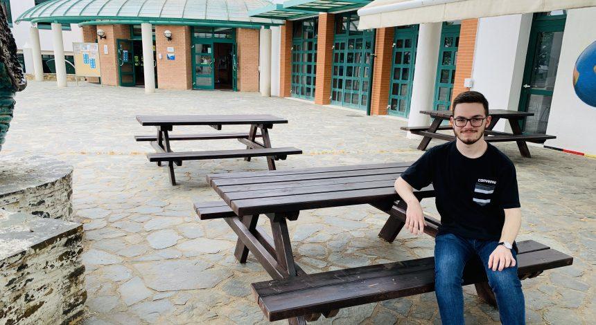 Schüler Der DST Erhält DAAD Stipendium Für Ein Studium In Deutschland