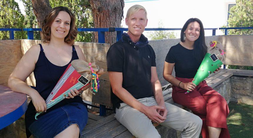 Καινούργιες δασκάλες στην ομάδα του Δημοτικού