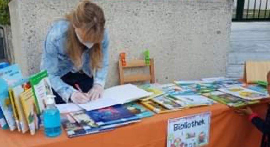 Bibliothek Für Den Kindergarten