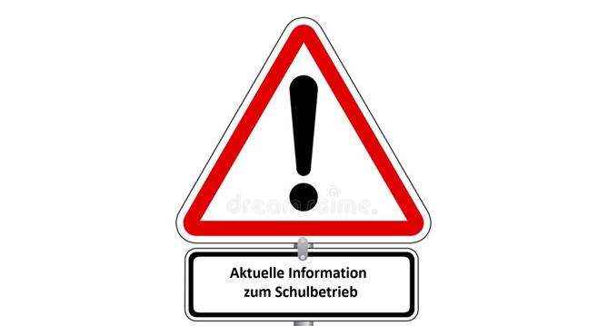 Aktuelle Information Zum Schulbetrieb Stand 29.04.2021