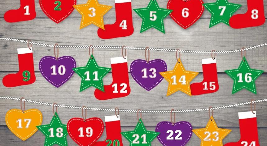 Ανακαλύψτε το χριστουγεννιάτικο ημερολόγιο του Δημοτικού