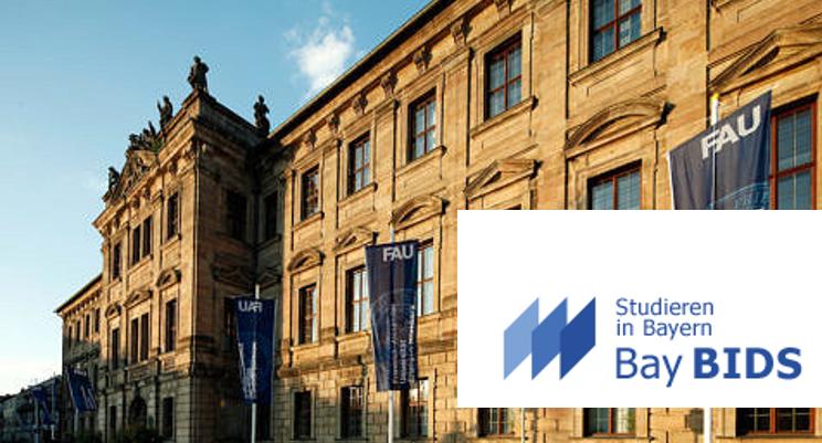 Ψηφιακή ενημερωτική ξενάγηση στα πανεπιστήμια της Βαυαρίας