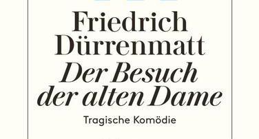 """Literaturprojekt: """"Der Besuch Der Alten Dame"""" Von Friedrich Dürrenmatt"""