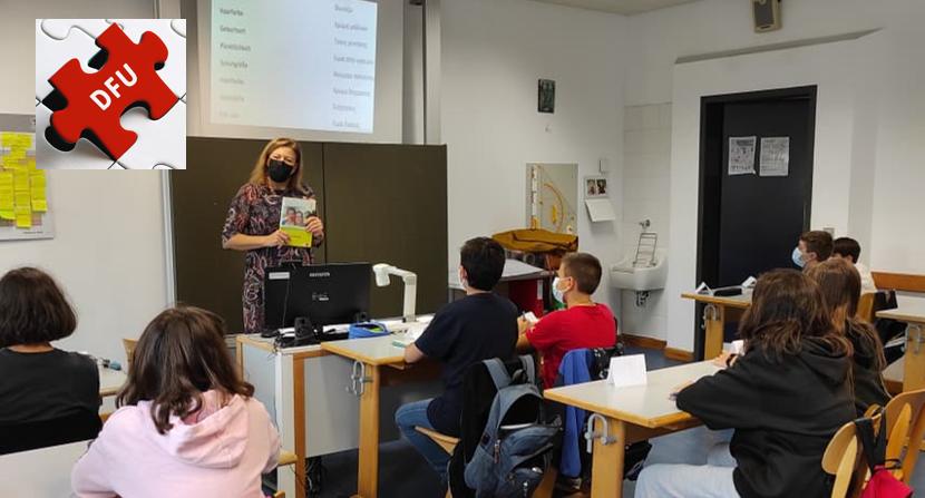 DFU-Unterricht (Deutsch Für Den Fachunterricht) In Den Vorkursen: Ethik
