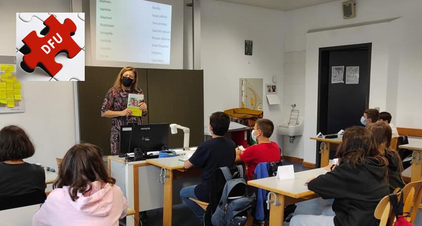 Γερμανόγλωσση διδασκαλία μαθημάτων στα Προπαρασκευαστικά Τμήματα: Ηθική